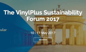 Event: VinylPlus Sustainability Forum 2017