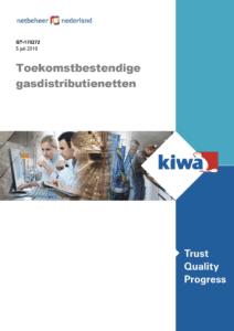 Toekomstbestendige gasdistributienetten
