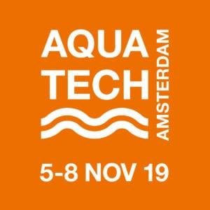 Logo aquatech 2019